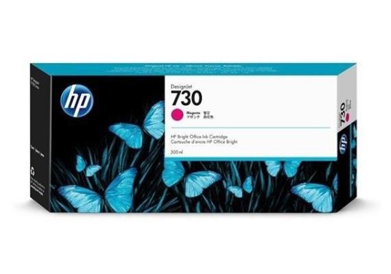 DKP HP Nr. 730 300ml magenta