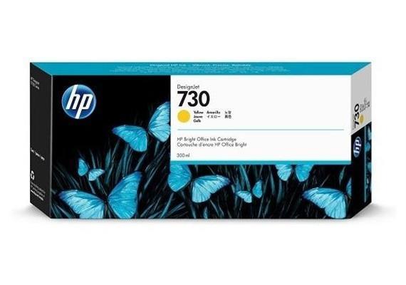 DKP HP Nr. 730 300ml Yellow P2V70A