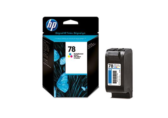 DKP HP Nr.78 DJ970 Photosmart col. 19ml