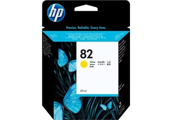 DKP HP Nr.82 yel 69ml C4913A