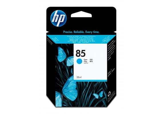 DKP HP Nr.85 28ml Cyan C9425A