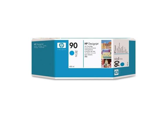 DKP HP Nr.90 400ml cyan Ink Cartridge C5061A