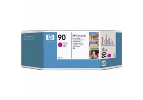 DKP HP Nr.90 400ml mag Ink Cartridge C5063A