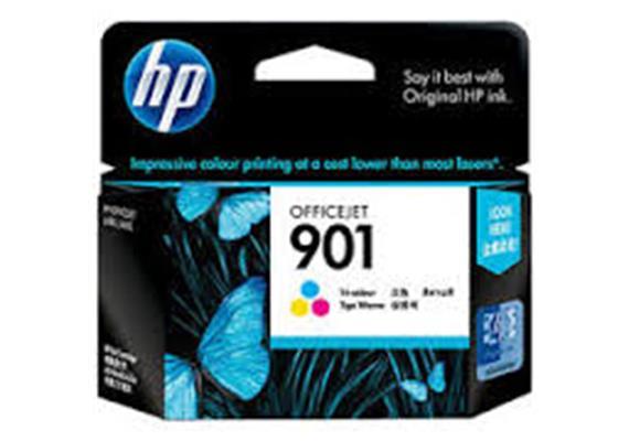 DKP HP Nr.901 Tricolor CC656AE
