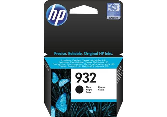 DKP HP Nr.932 schwarz CN057AE