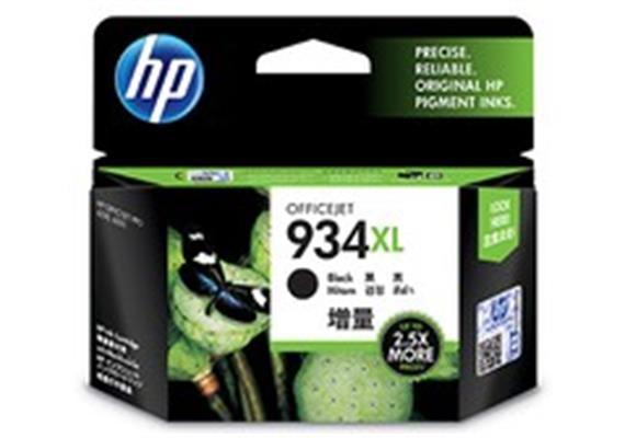 DKP HP Nr.934XL black 1000 S. C2P23AE#BGX