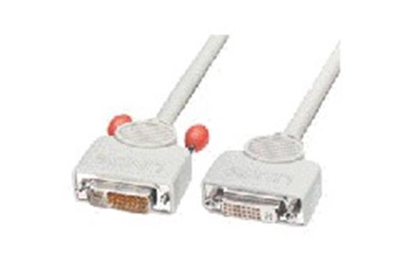 DVI Kabel 5m M/F dual link 41247
