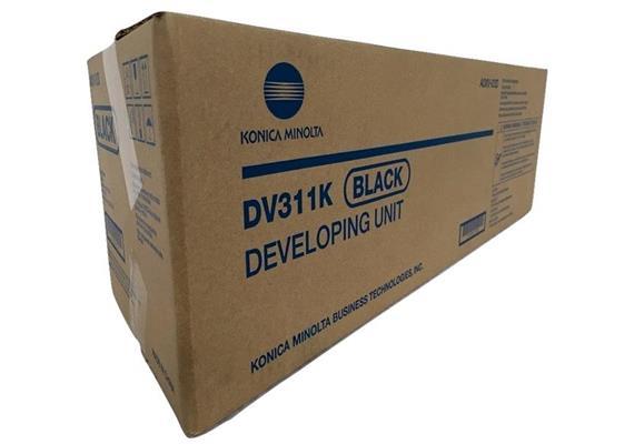 Entwicklereinheit Konica Minolta sw Bizhub DV-311K