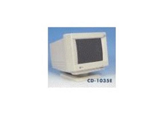 ETC 10 CD-1035EP 0.28 SVGA Col. Monitor