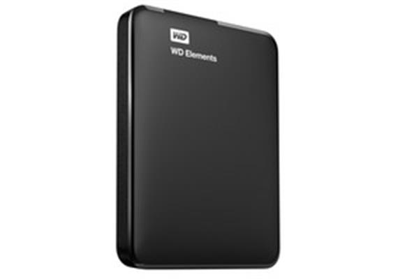 "HD 2TB Western Digital 2.5"" USB 3.0 Harddisk"