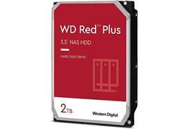 """HD WD 2TB Red 3.5"""" SATA 6GB/s 64MB"""