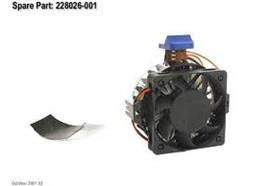 Heat Sink Compaq Deskpro 228026-001