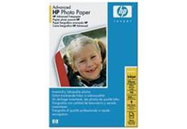 HP Advanced Photo Paper A4 Inkjet Glossy 50S Q8698A