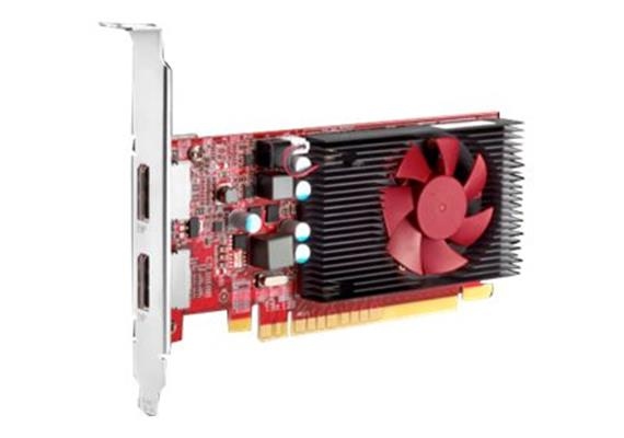 HP AMD Radeon Grafikkarte R7 430 2GB