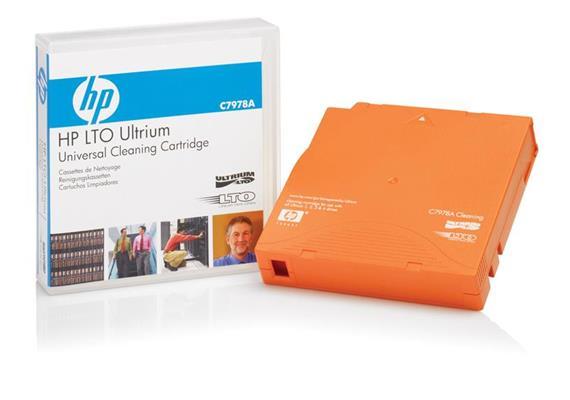 HP Cleaning Tape Datenkassette LTO Ultrium C7978A