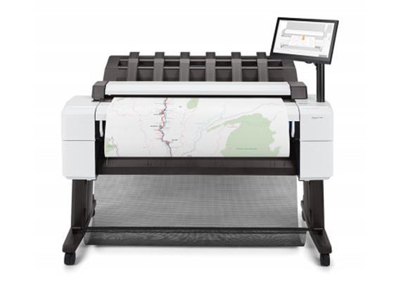 HP DesignJet MFC T2600 PS A0 Ink Color