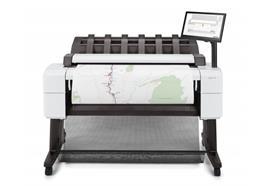 HP DesignJet MFC T2600dr PS A0 Ink Color