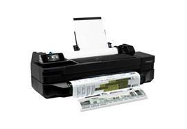 HP DesignJet T120e A1 Ink color CQ891A