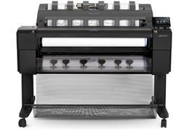HP DesignJet T1530 A0 Ink Color L2Y23A