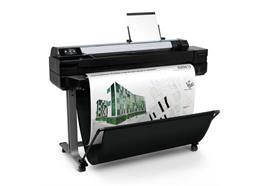 HP DesignJet T520 A0 Ink Color CQ893B