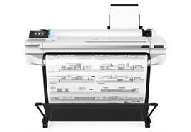 HP DesignJet T530 A1 Ink Color