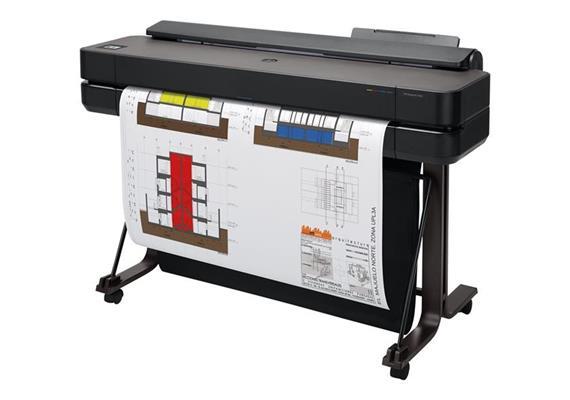 HP DesignJet T650 A0 Ink Color