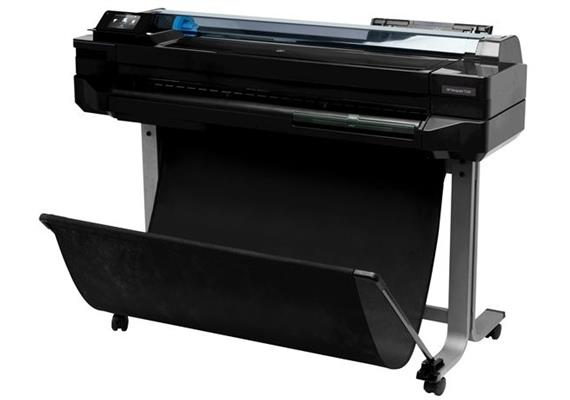 HP DesignJet T730 A0 Ink Color F9A29A