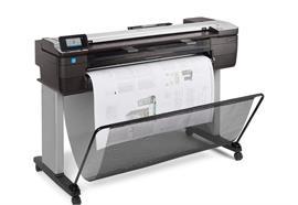 HP DesignJet T830 A0 Ink Color F9A30A