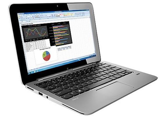 "HP Elite X2 1011 G1 Intel Core 11.6"" 256GB 8GB L5G47EA"