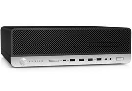 HP EliteDesk 800 G4 SFF i7-8700 16GB SSD 4KX43EA