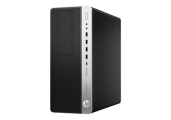HP EliteDesk 800 G5 TWR i7-9700 16GB 512SSD
