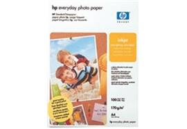 HP Everyday Photo Paper A4 Glossy 100S. Q2510A