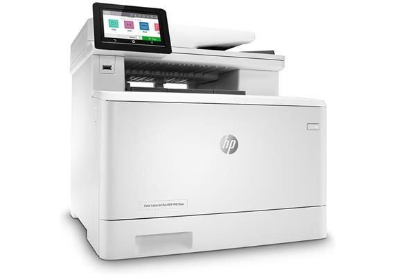 HP LaserJet Pro MFP M479DW color