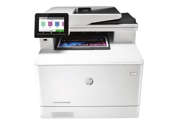 HP LaserJet Pro MFP M479FDW color