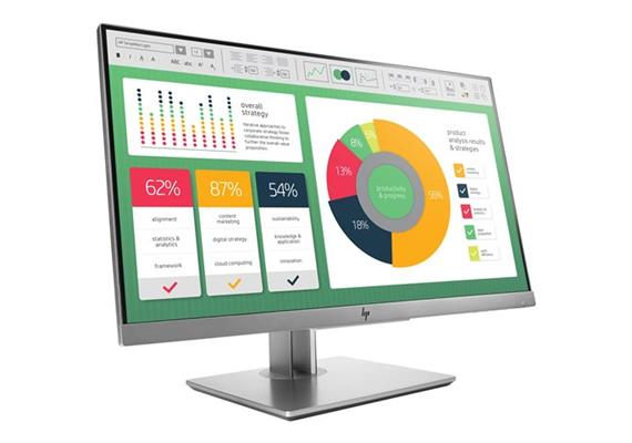 "HP Monitor 21.5"" EliteDisplay E223 16:9 1FH45AA"