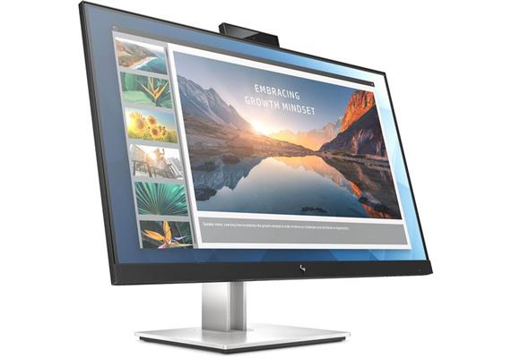 "HP Monitor 27"" E27d G4 2560 x1440 Docking"