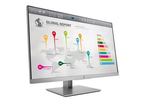 "HP Monitor 27"" EliteDisplay E273Q 16:9 QHD"