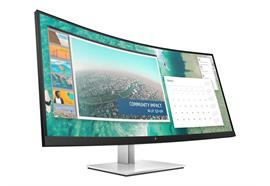 "HP Monitor 34"" EliteDisplay E334c WQHD curved"