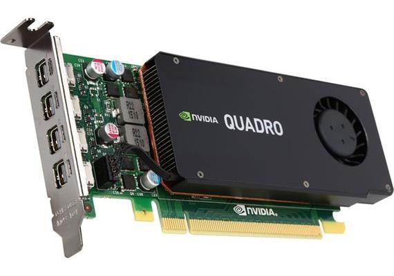 HP nVidia Quadro K1200 4GB T7T59AA