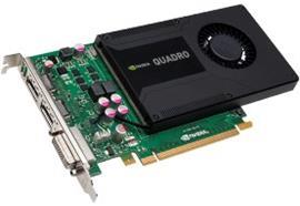 HP nVidia Quadro K2200 4GB GDDR5 J3G88AA