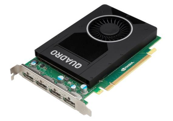 HP nVidia Quadro M2000 4GB GDDR5 T7T60AA