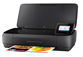 HP Officejet 250 Mobile MFC A4