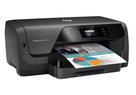 HP OfficeJet Pro 8210 Ink USB Eth. A4