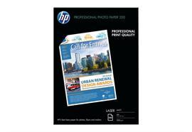 HP Pap. Laser Photo matt A4 200g 100Blatt Q6550A
