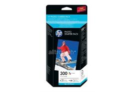 HP Pap. Photo Pack 10x15cm Ink 50Bl. CG846EE