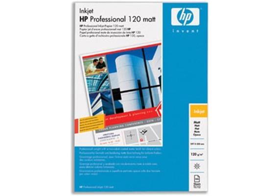 HP Professional Inkjet Paper A4 200S. matt Q6593A