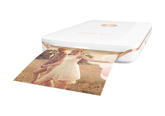 HP Sprocket White Plus Printer
