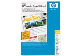 HP Superior Inkjet Paper A4 100S. matt Q6592A