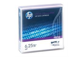 HP Tape LTO6 Ultrium 2.5TB/6.25TB 20x C7976AN
