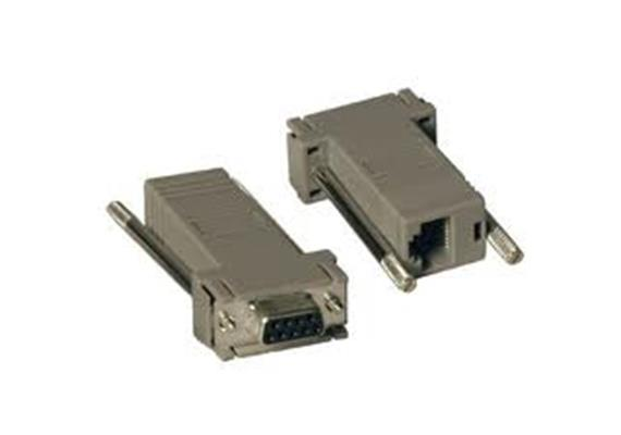 HP UPS UPS Serial AdaptersRJ45 to DB9 DCE AF402A